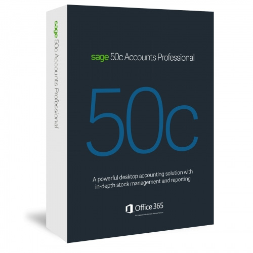 Sage 50c professional - Software supply and licencing, Support and Training for Sage in Ireland